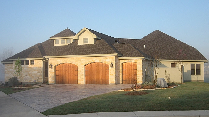 Garden Homes And Casitas Texas Home Plans