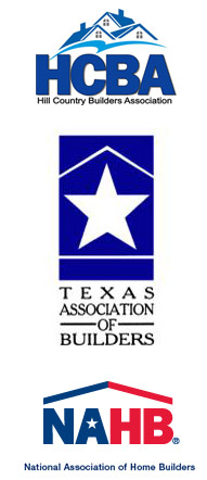 Texas Home Plans belongs to these prestigious builder's associations