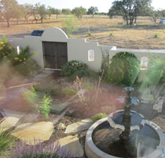Xeriscaping is green technology.